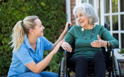 Care Assistance in a Private Seniors' Residence (STC)